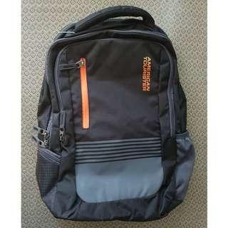 Brand New & Original American Tourister® Aero Backpack (Black)