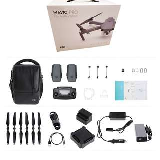 Mavic Pro FLY more Combo - Accessories only