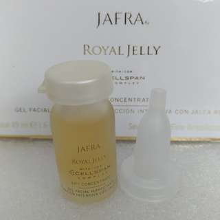Jafra Royal Jelly  Lift Concentrate + Aplikator