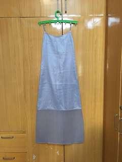 Simple Long Dress