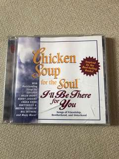 Cd box C2 -Chicken Soup for the Soul
