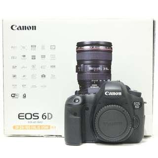 Canon EOS 6D DSLR Body Only (SC 7k)