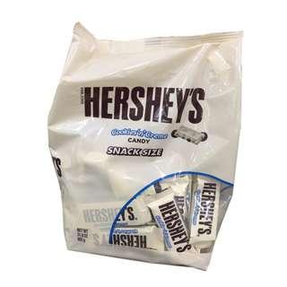 好市多Hershey's 白巧克力脆片