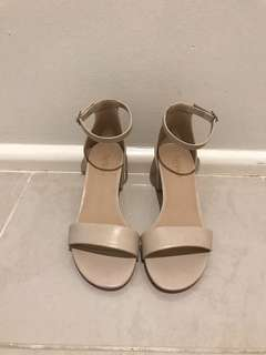 Therapy Nude Sandals