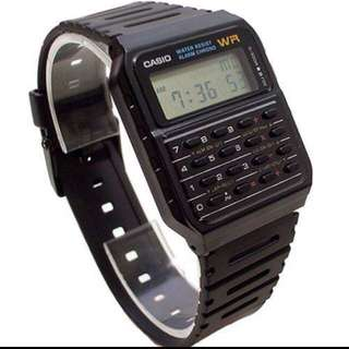 (NEW) Casio CA-53W