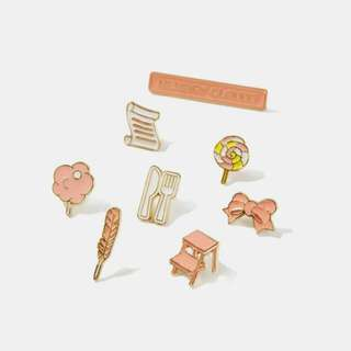 [WTS] BTS 4th MUSTER Badge Set