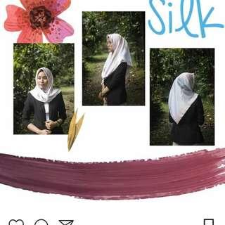 Jilbab segi empat, kerudung