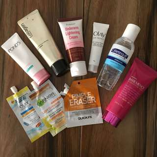 Beauty Products (assorted)