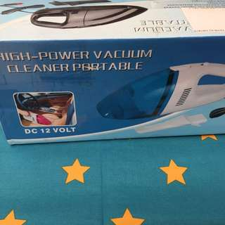 High Power Vacuum Cleaner Portable