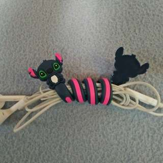 Character Earphone/Cable winder