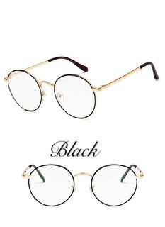 [preorder] spectacles frame + prescriptive lensss