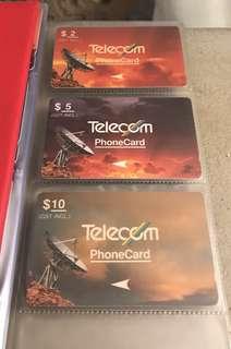 New Zealand Phonecard / Phone Card 电话卡