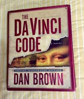 Authentic copy of 'The DA VINCI CODE' Book