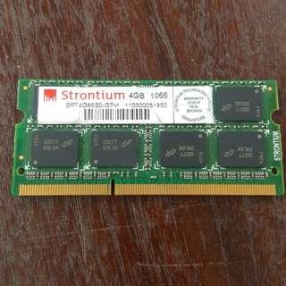 Ddr3 4gb 3for100
