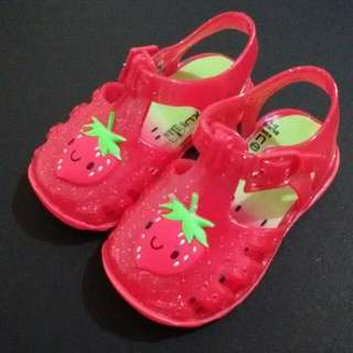Jelly Shoes 6-12mos