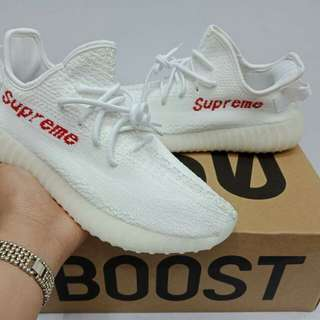 Yeezy Boost v2 Supreme Unauthorized Authentic