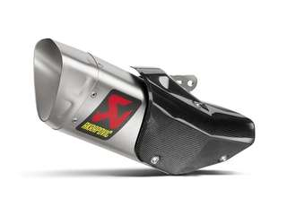 Akrapovic exhaust R1 2015-16