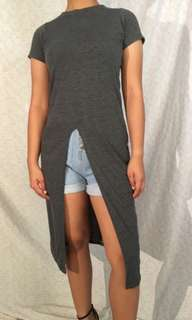 Top with slit