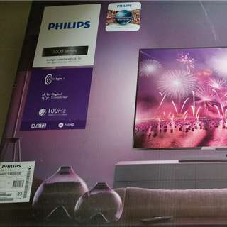"Almost new PHILIPS 48"" FULL HD LED TV FOR sale- bought for $1199 but selling for only $599 with FREE DELIVERY"