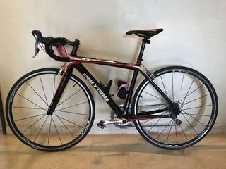 Polygon Helios 600 carbon road bike