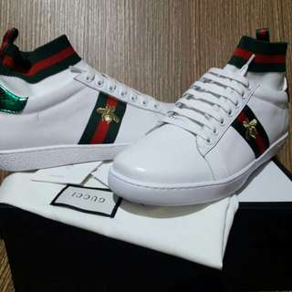 Gucci Sneakers Unauthorized Authentic