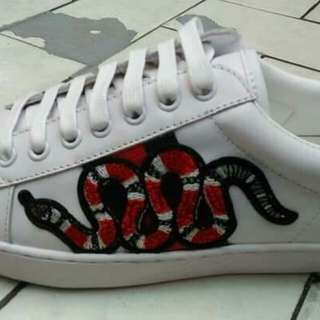 Gucci Sneaker  Unauthorized Authentic