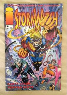 STORMwatch (1-3) plus 10 stormwatch classics ( all in v good condition)
