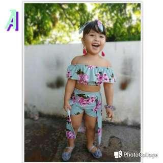 Summer set kids wear