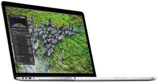 MacBook Pro 15 inch Retina Display Mid 2012 model