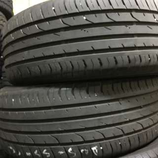 Pre-Owned Continental CPC2 205/55/16 Tyre