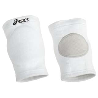 ASICS Competition 3.0G Volleyball Kneepads (1 Pair),white,One Size