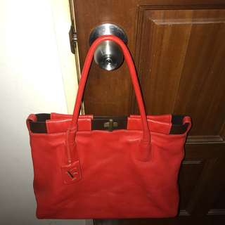 Nego Till Let Go!! Authentic Furla Leather Bag