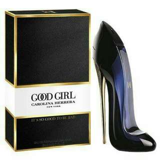 PARFUM GOOD GIRL CAROLINA HERRERA ORIGINAL BM.