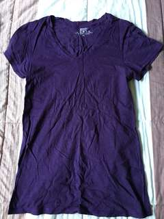 Bench Body Purple Shirt