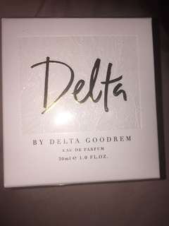 Never been opened Delta Perfume