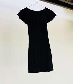 Forever21 Off shoulder bodycon dress