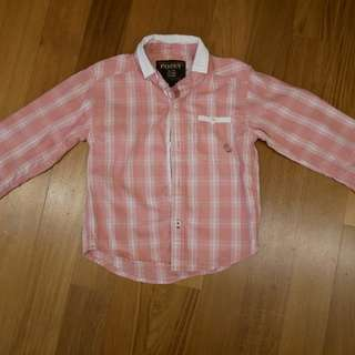 PONEY Boy's shirt