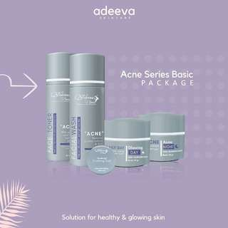Adeeva Paket Acne Basic