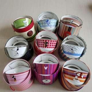 Disney bowls and Mugs