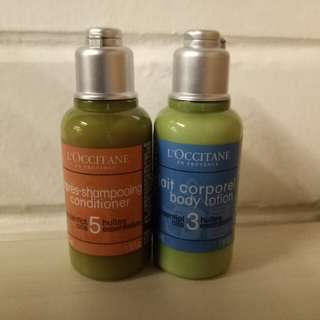 Body lotion + conditioner