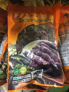 Sweet & sour tamarind or spicy tamarind