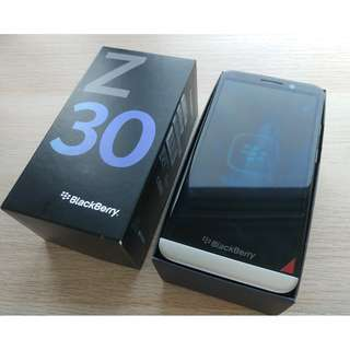 全新BlackBerry黑莓 Z30