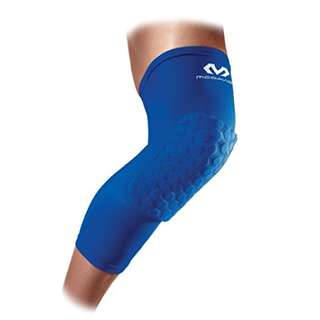 McDavid Sports Medicine 6446 Hex Leg Sleeve, X-Large, Royal - One pair