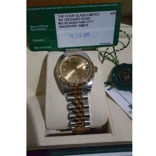 Rolex Boysize 31mm