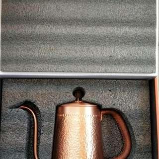 手工限定版銅壺