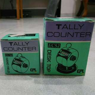 BN EPL Tally Counter