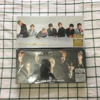 BTS - THE BEST OF BTS LIMITED EDITION