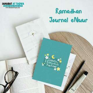 Journal Ramadhan