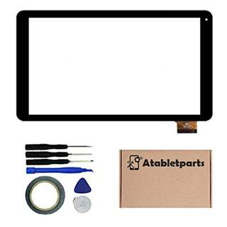 Atabletparts Digiland DL1010Q Touch Screen Digitizer Panel For Digiland DL1010Q 10.1 Inch Tablet PC
