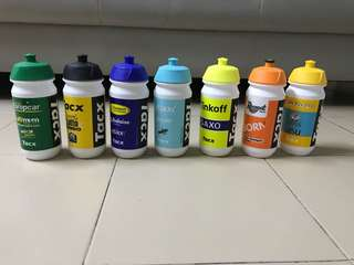 Tacx Pro Team Cycling Bottles